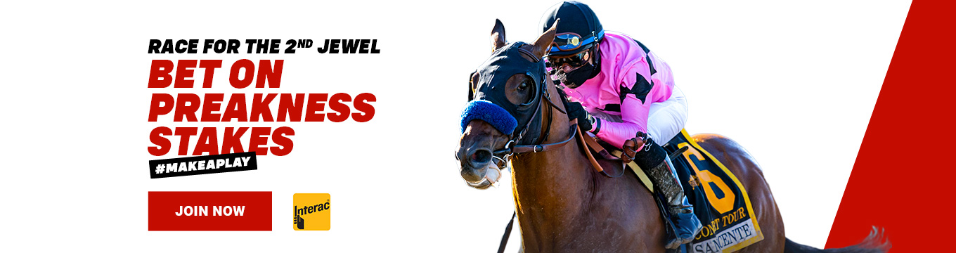 Bet On Preakness Stakes