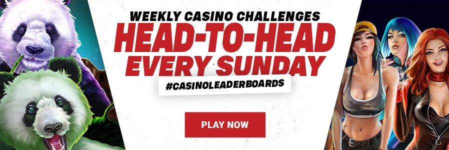 Casino Leaderboards