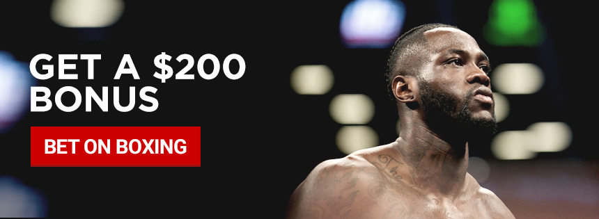 Bodog boxing betting odds plb in betting