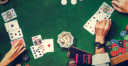Heads Up Poker : Learn Online Poker Strategy Tips at Bodog