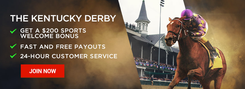 Bet on the 2019 Kentucky Derby at Bodog.