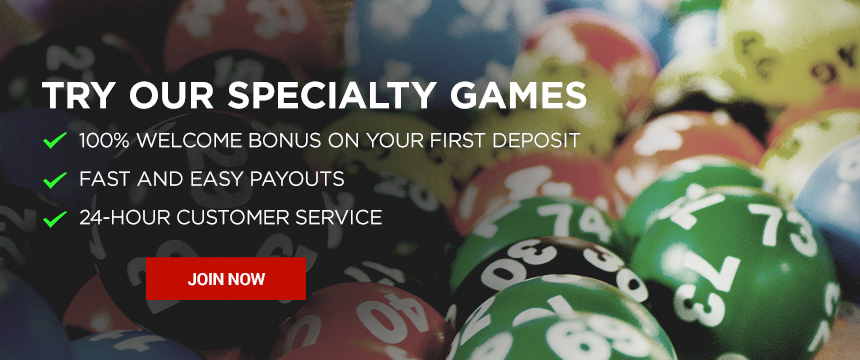 Online Casino Specialty Games for Real Money