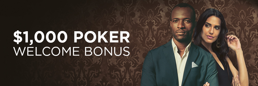 Poker Sign Up Bonus