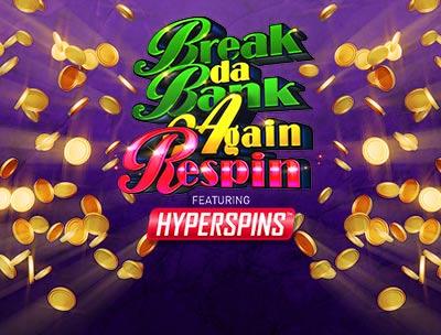 Break da Bank Again Respin