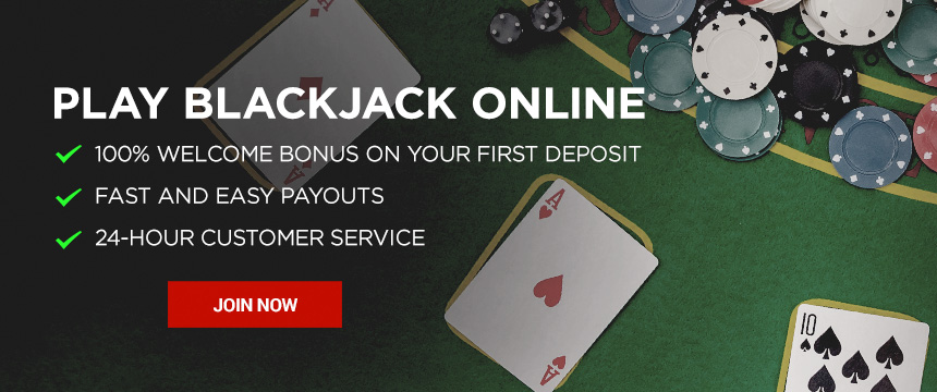 Play Online Blackjack at Bodog