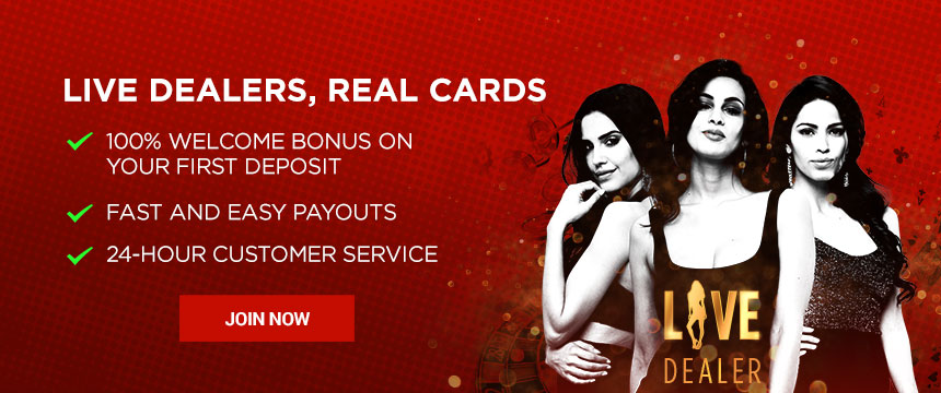 Live Dealer Casino | Bodog