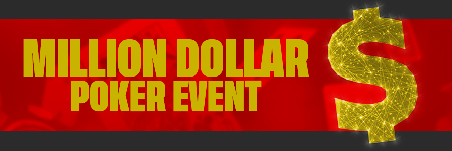 Learn more about Bodog's Million Dollar Event