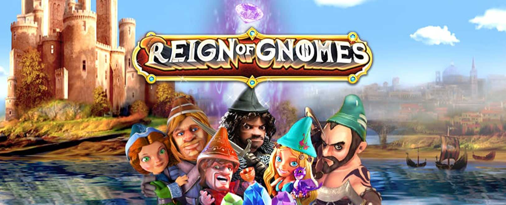 Best Casino Slots Machine | Play Reign of Gnomes