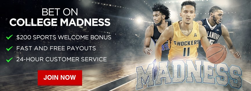 Bet on NCAA March Madness Basketball | Bodog