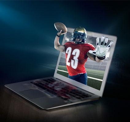Play Virtual Sports at Bodog during Super Bowl betting!