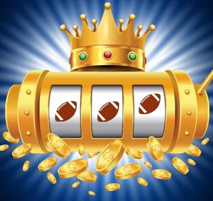 Enjoy real money slots at Bodog during the Super Bowl!