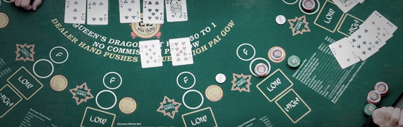 Online Baccarat Strategy: Knowing When To Bet on A Tie