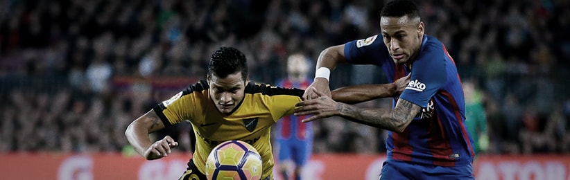 La Ligua: FC Barcelona as Road Favorites over Malaga - Bodog Sports