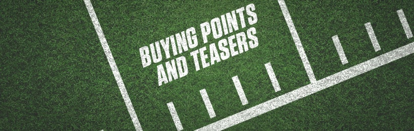 Buying Points and Teasers Explained - Bodog Sportsbook
