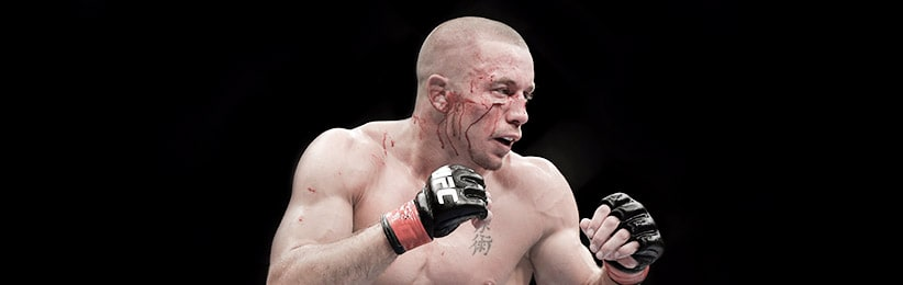 GSP Is Back at UFC 217 - Bodog Sportsbook