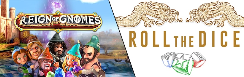 Roll the Dice vs. Reign of Gnomes - Bodog Casino