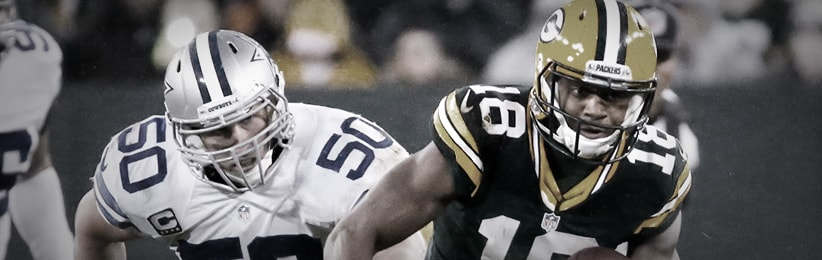 NFL Betting: Packers-Cowboys Headline Divisional Round