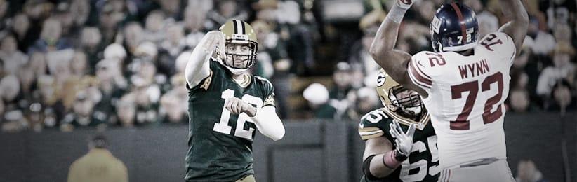 NFL Betting: Giants-Packers Headline Wild Card Weekend
