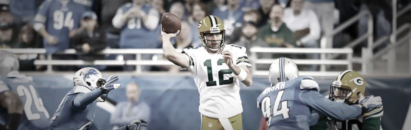 NFL Betting: Packers-Lions Headline Week 17