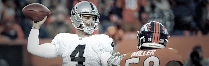 NFL Betting: Broncos-Raiders Headline Week 9