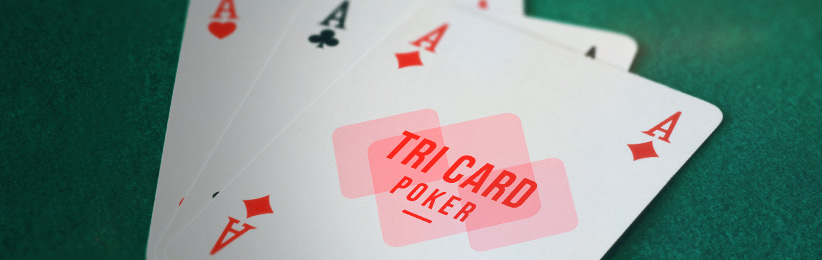 Online Poker: When to Raise or Fold in Tri-Card Poker