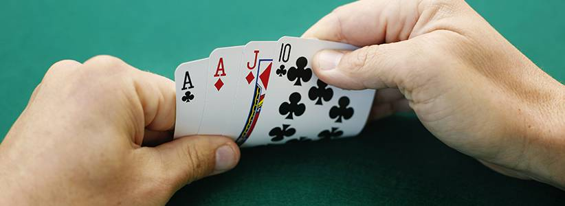Want to get better at Pot Limit Omaha? Check out heads-up games.