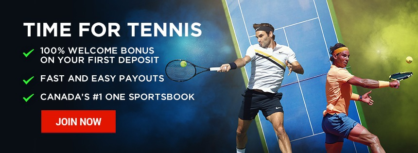 Join Now to Claim Your Tennis Welcome Bonus