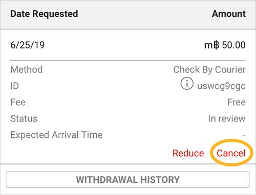 Image - Financial - Cancel - Cancel