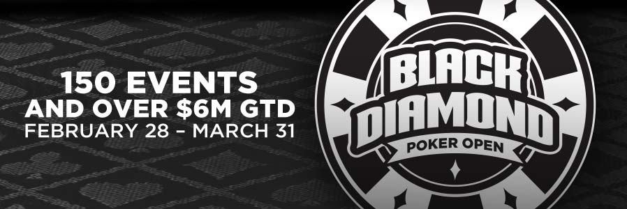 Learn more about Black Diamond Poker Open 9