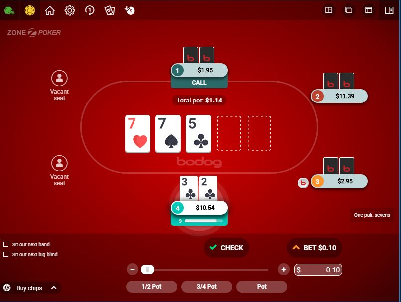 Free online 3 card poker bodog betting hackear bitcoins