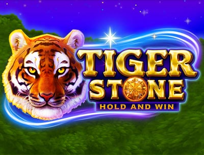 Tiger Stone Hold and Win
